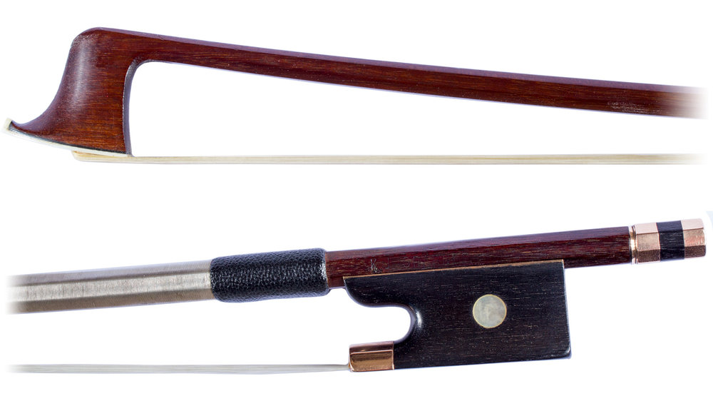 Violin bow by K. J. Grabner