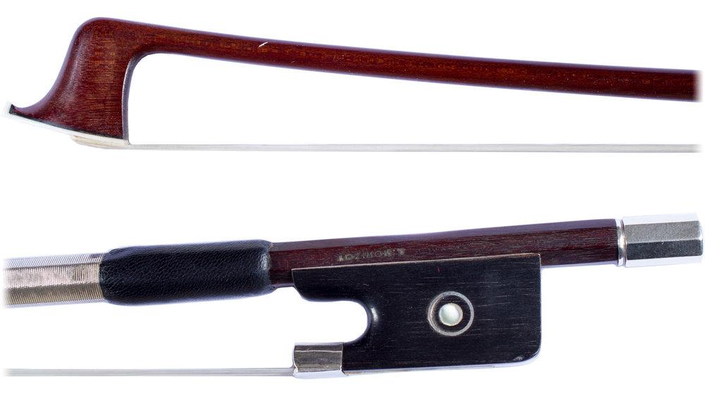 Violin Bow by L. Morizot