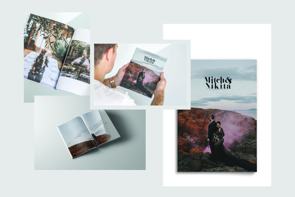 Wedding Zine® Nikita & Mitch