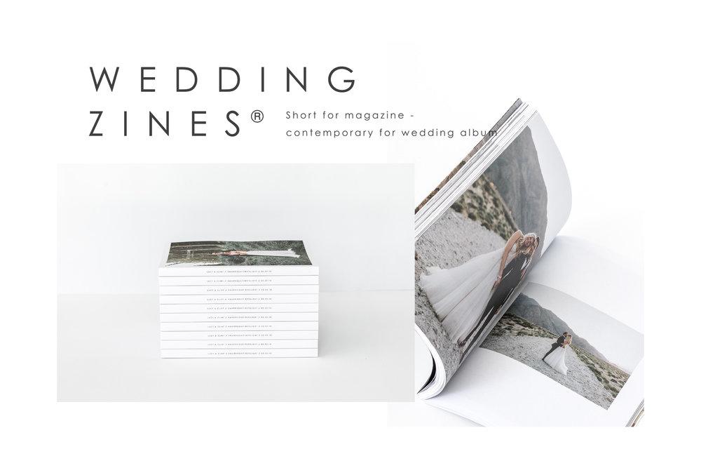 Wedding Zines®