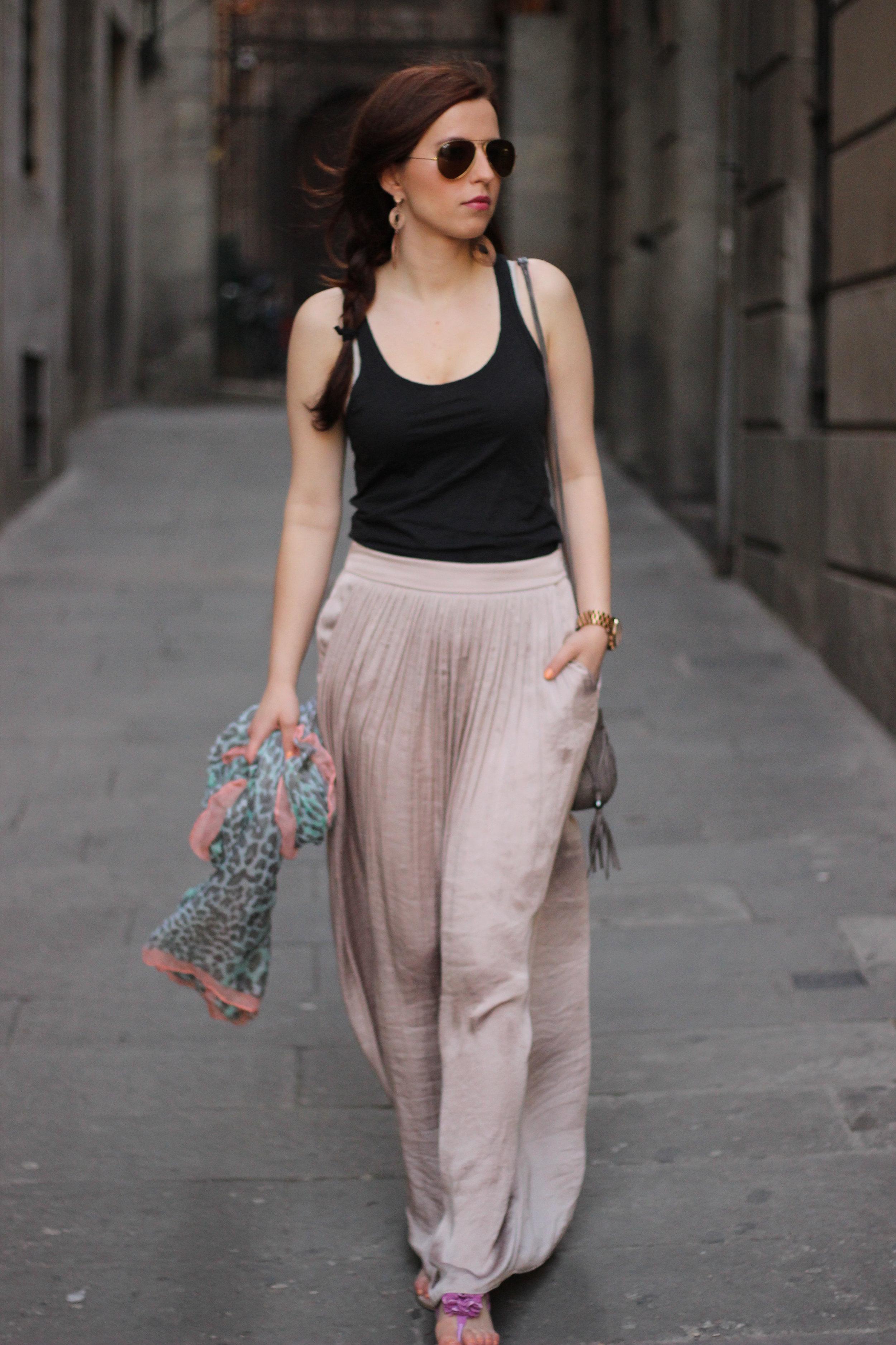 Barcelona Style