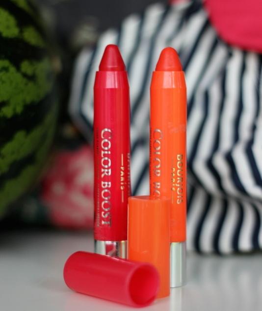 Bourjois Colour Boost Lip Crayons
