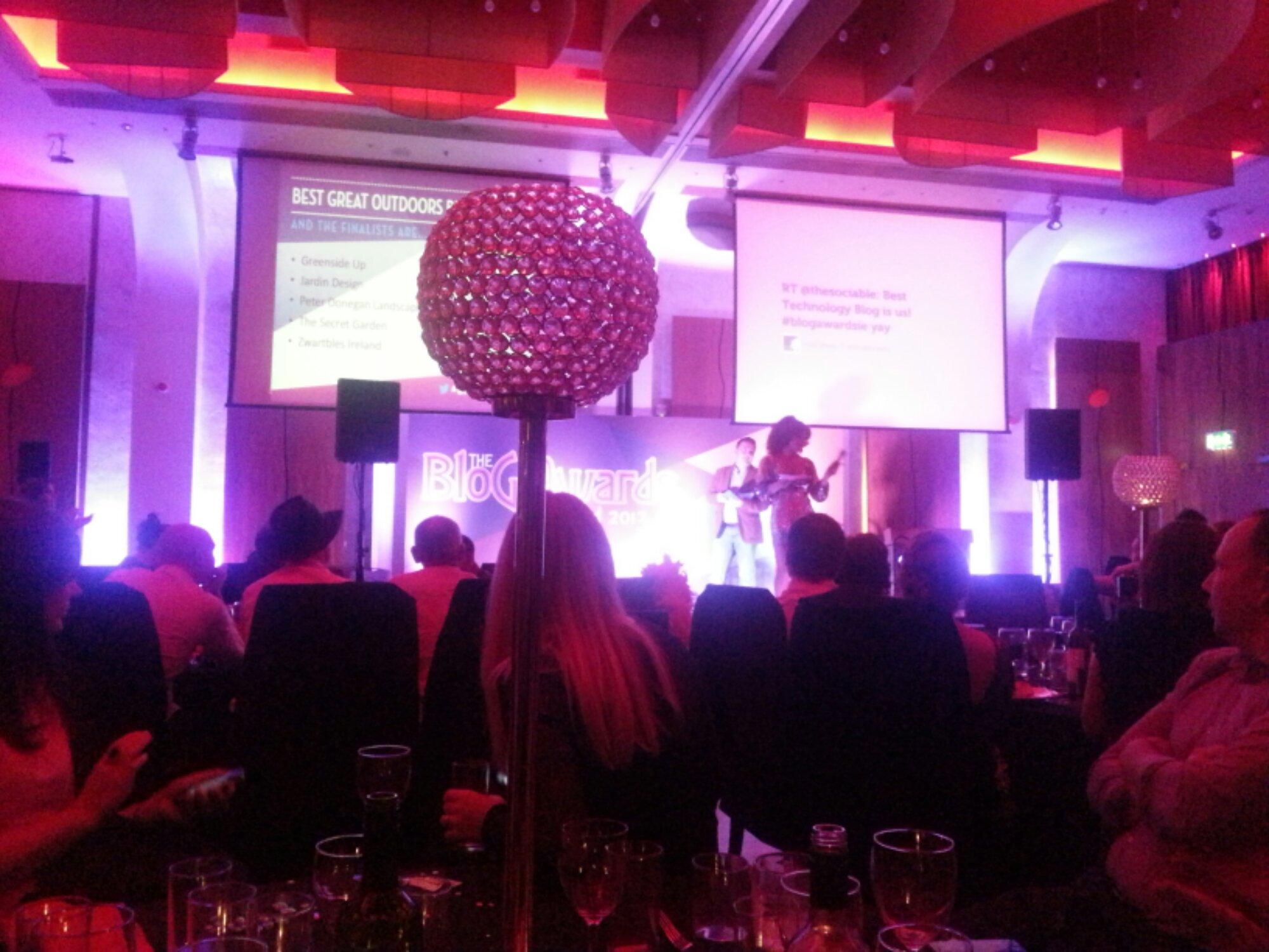 Blog Awards 2013 2