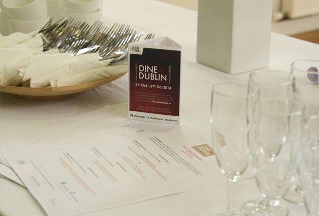 Dine in Dublin