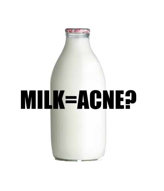 Milk Acne