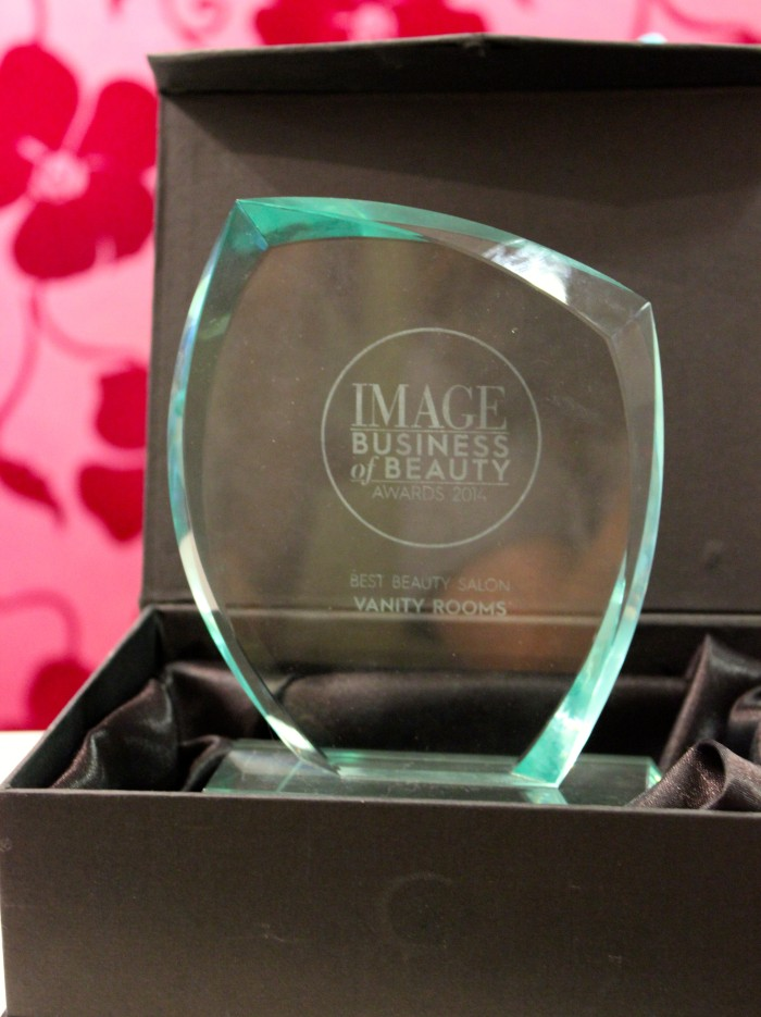 Image Magazine Award for Best Salon  | Pink Elephant Blog