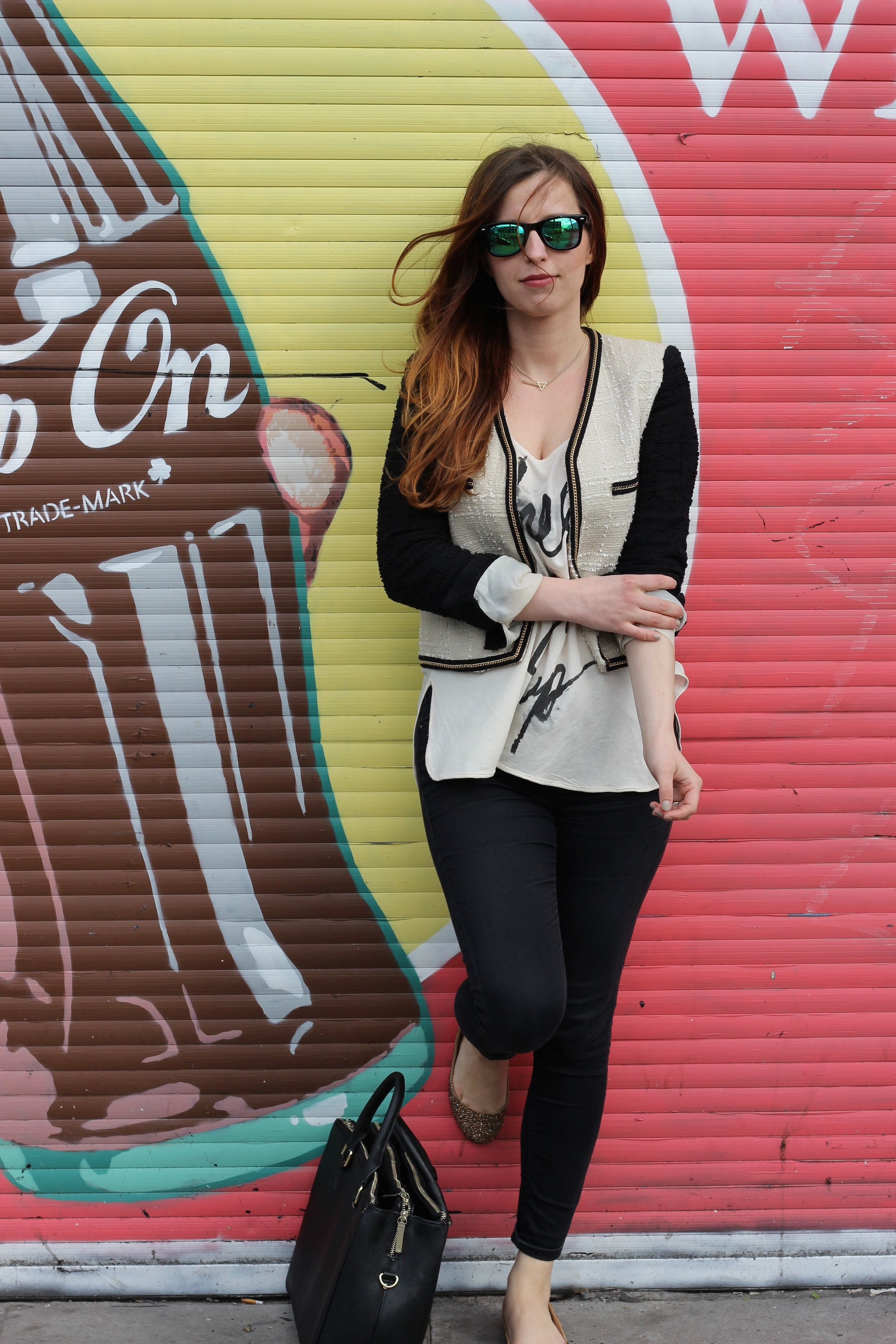 Outfit: Comfy & Chic
