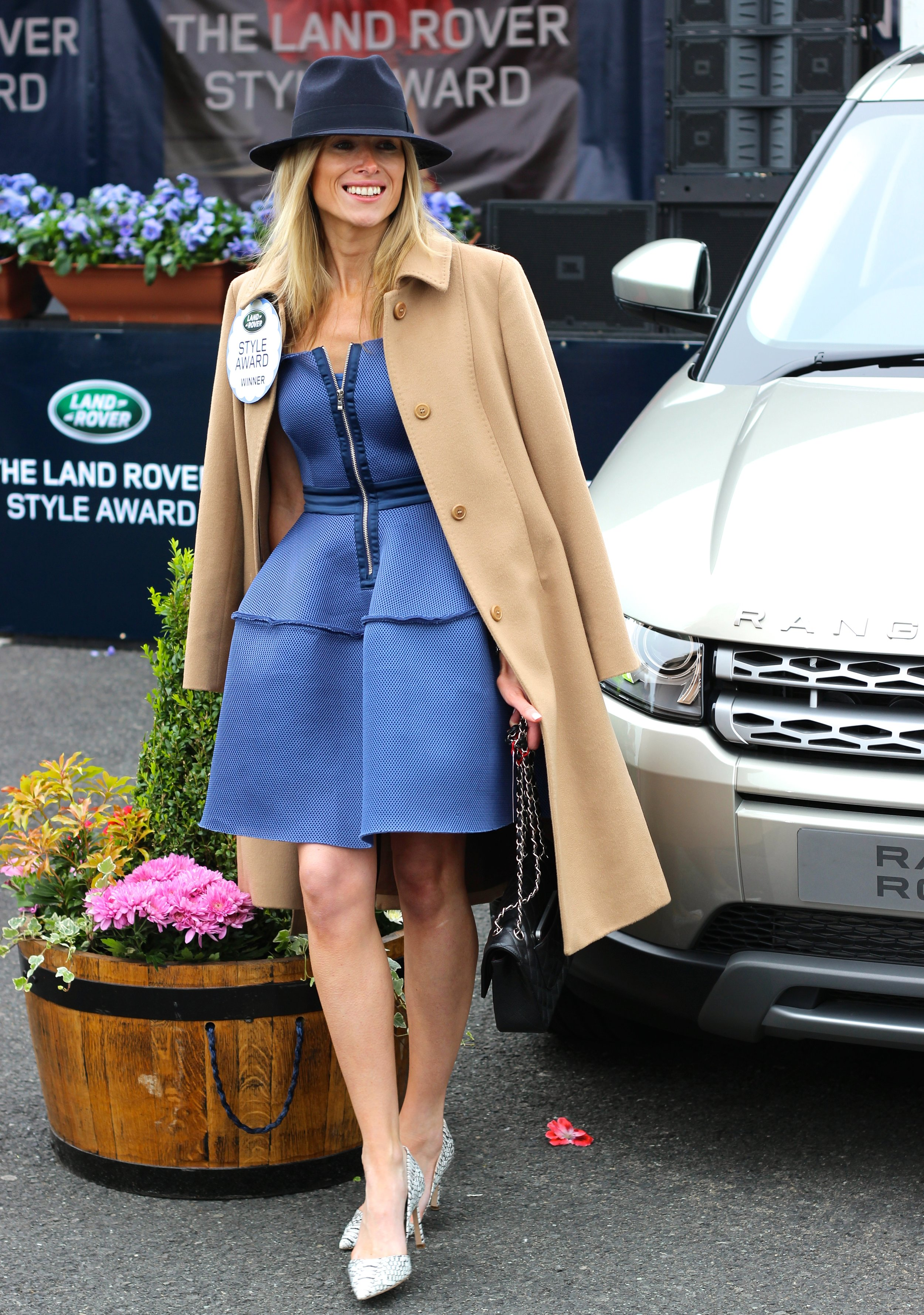 Punchestown Land Rover Style Award 2014