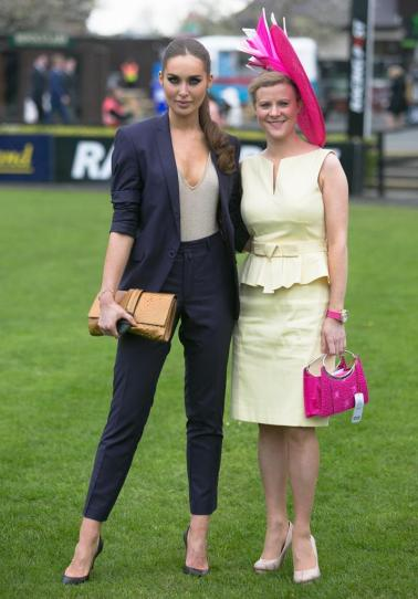 Judges Roz Purcell & Nuala Carey