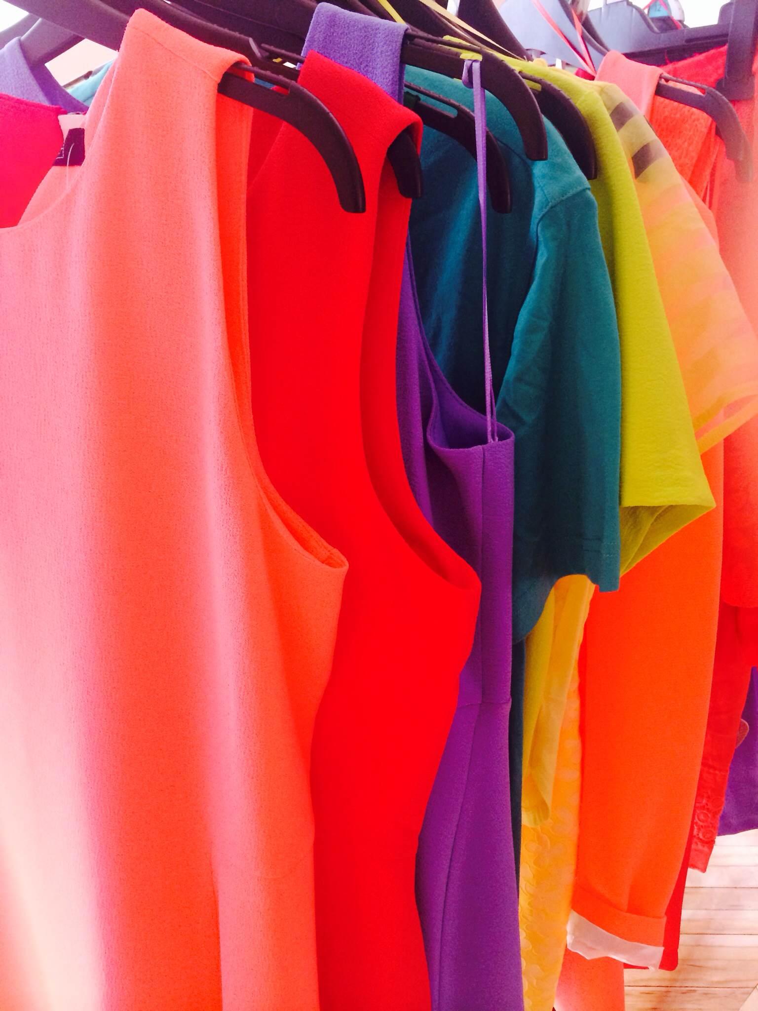 F&F Summer 14 Colour Pop