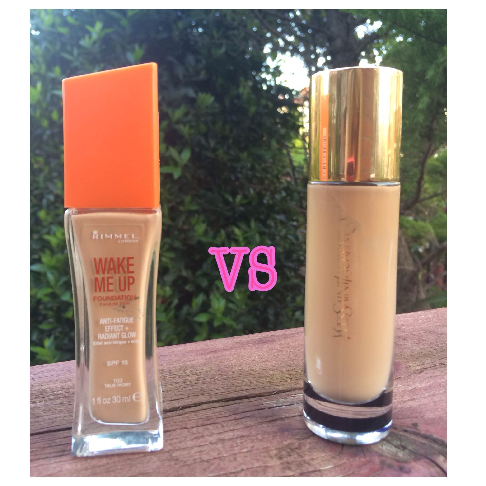 YSL Foundation Dupe