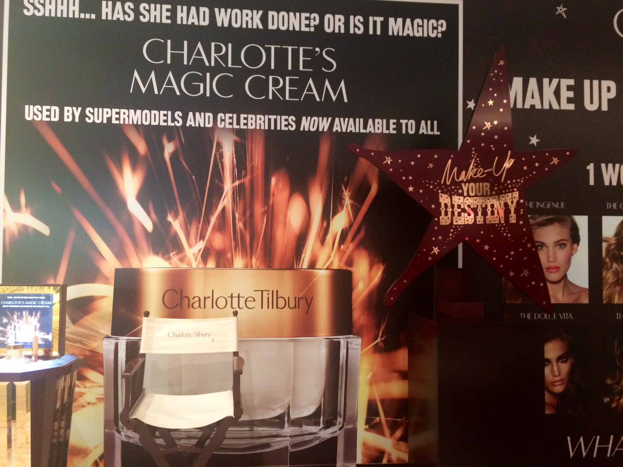 Charlotte Tilbury Magic Cream Dublin