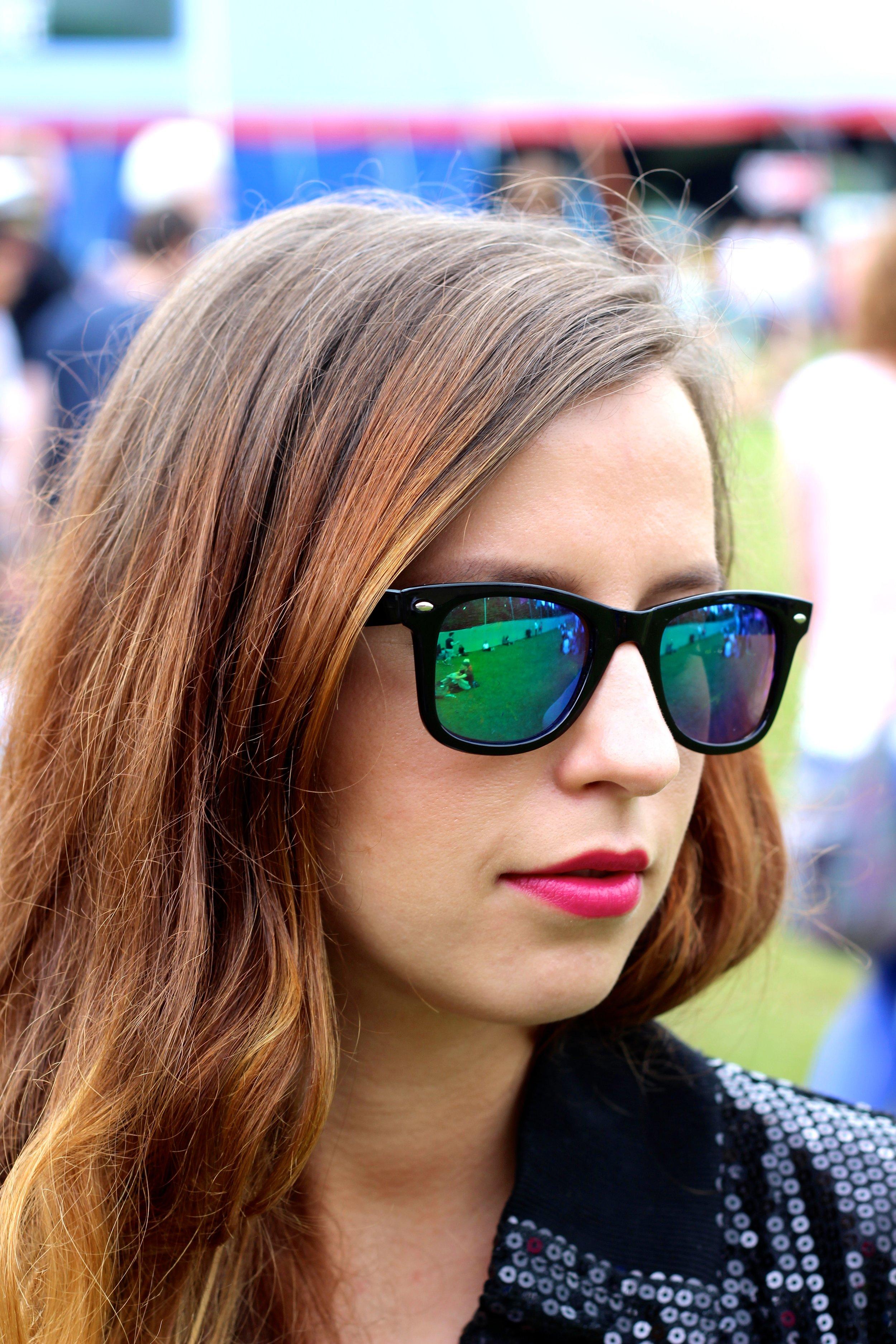 Look 2: Festival Glam
