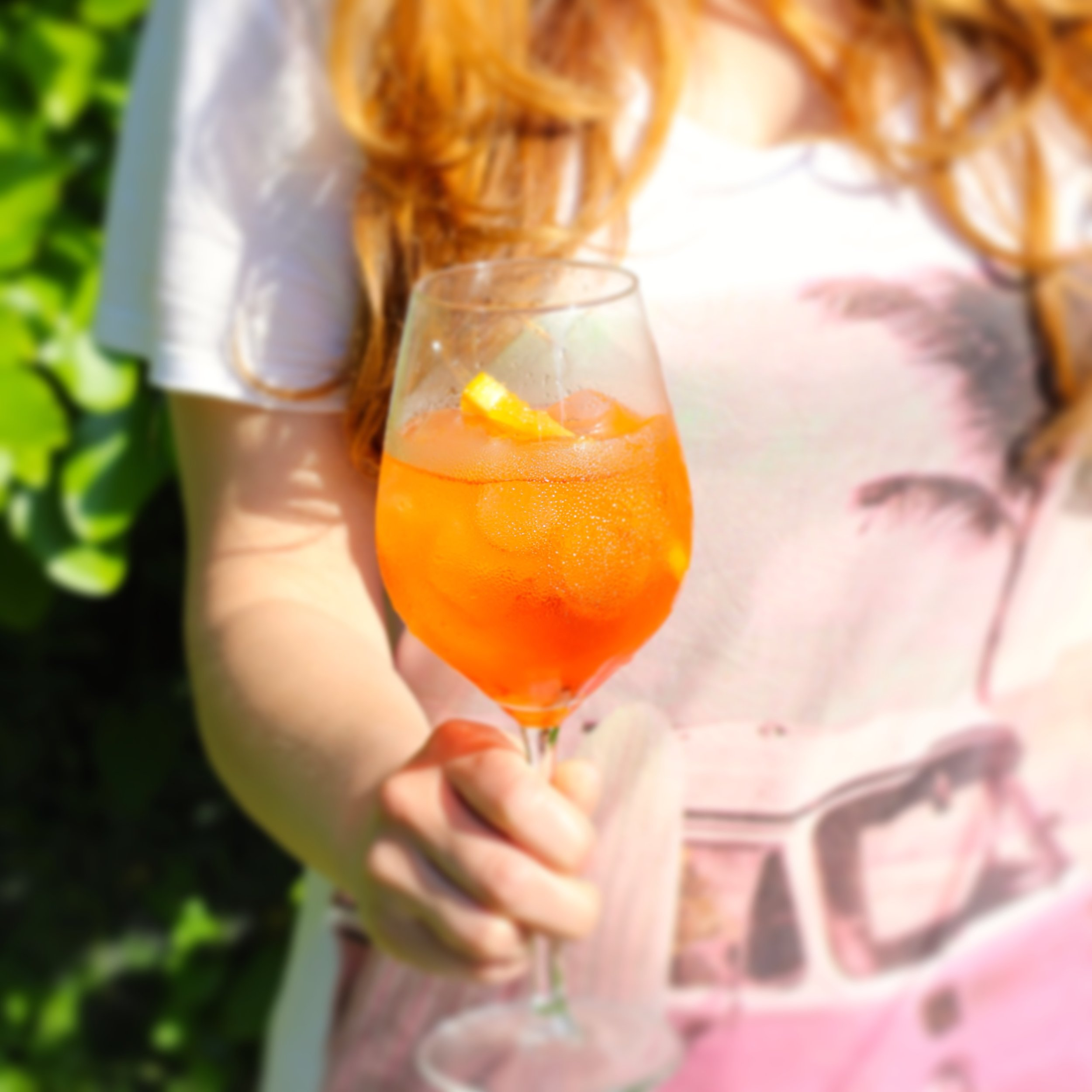 Aperol Spritz -the perfect summer drink