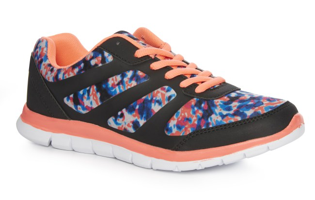 AW14 Top Trends Printed Footwear by Penney's