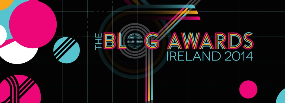 Blog Awards Ireland 2014