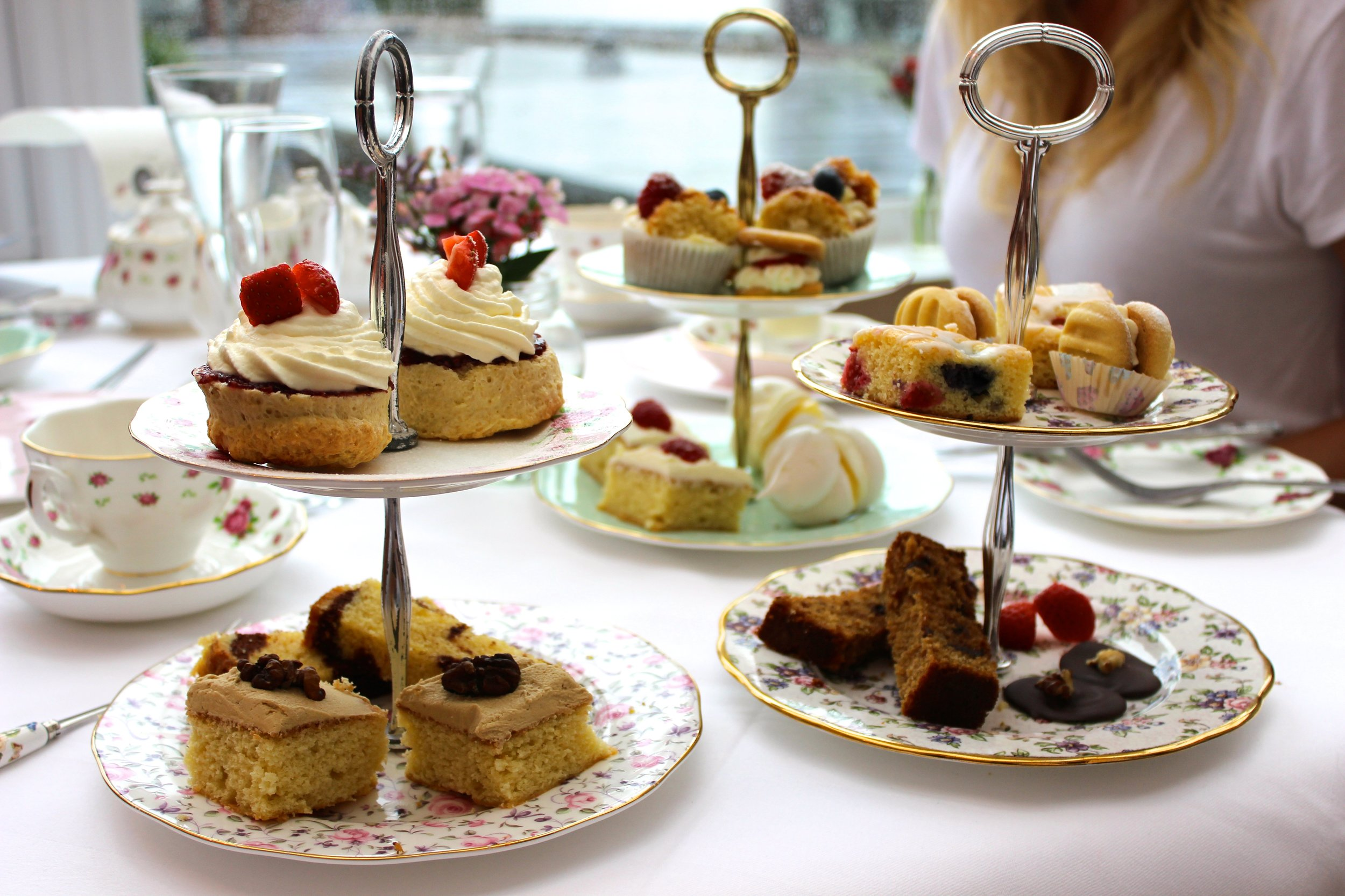 Afternoon Tea | Ariel House