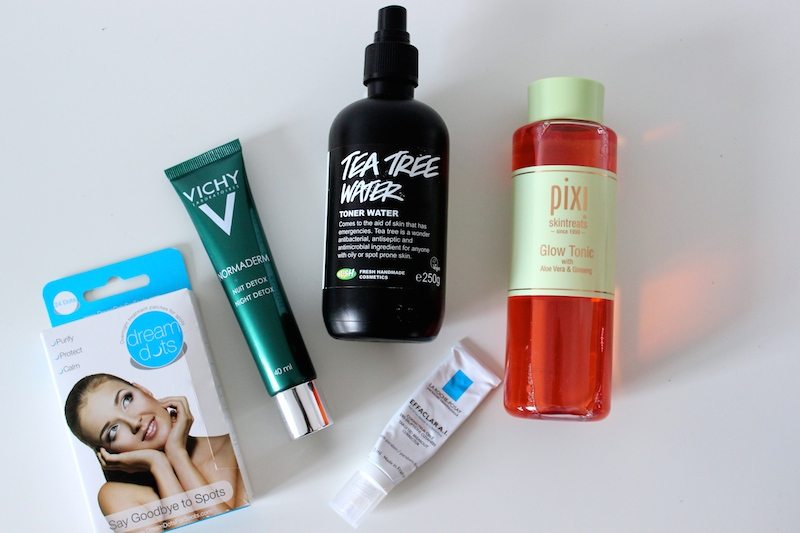 On the spot: How to keep your skin clear?