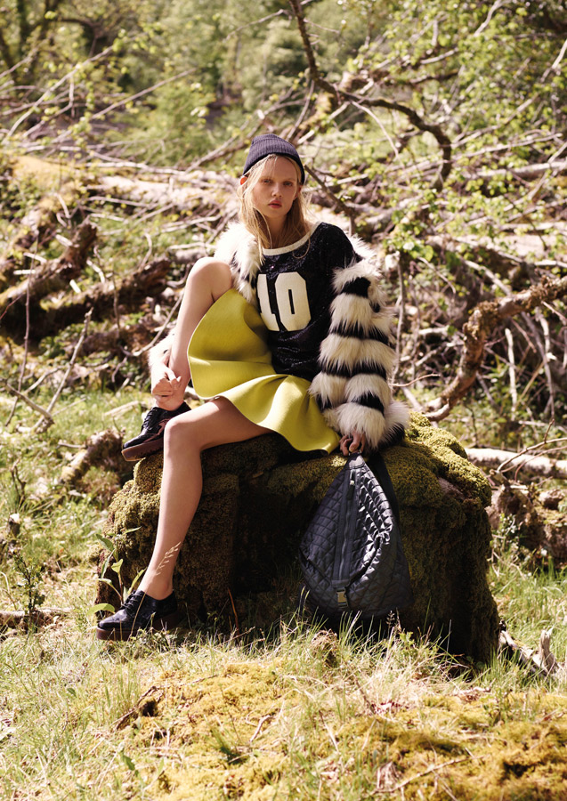 Penney's AW14 Lookbook
