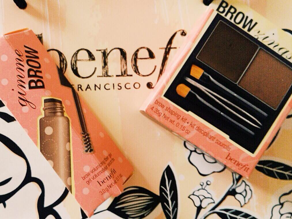 Benefit Gimme Brow & Brow Zings