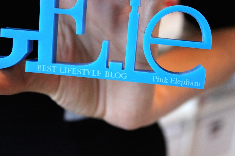 IMAGE Blog Award for Best Lifestyle Blog
