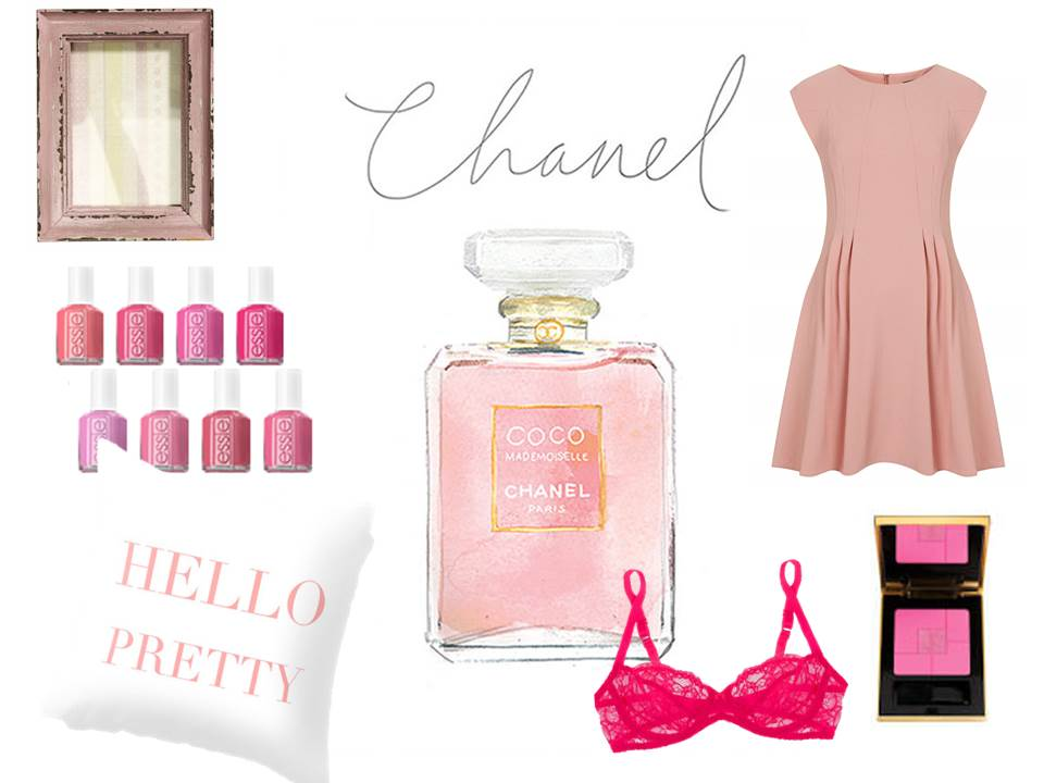 Think Pink October Favourites