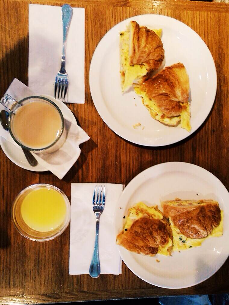 Breakfast at Pecan Tribeca