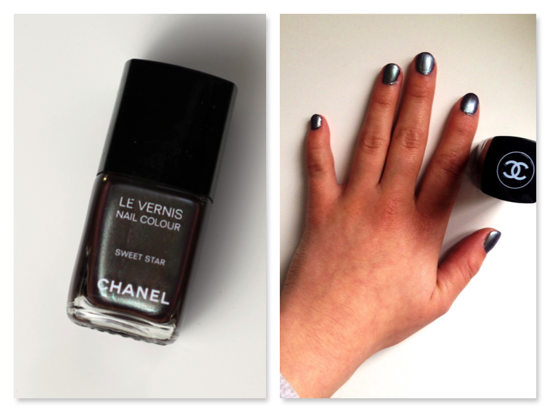 Chanel Le Vernis Nail Colour in Sweet Star
