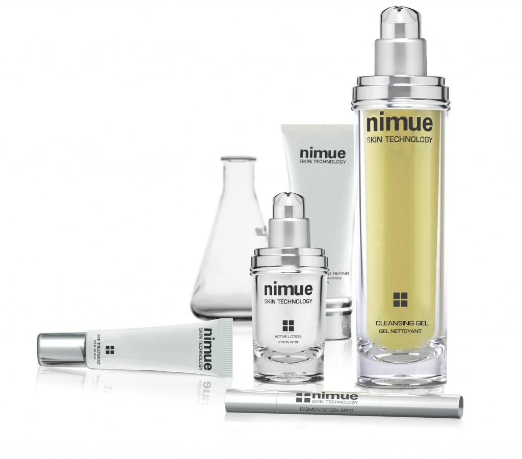 Nimue Skincare Range
