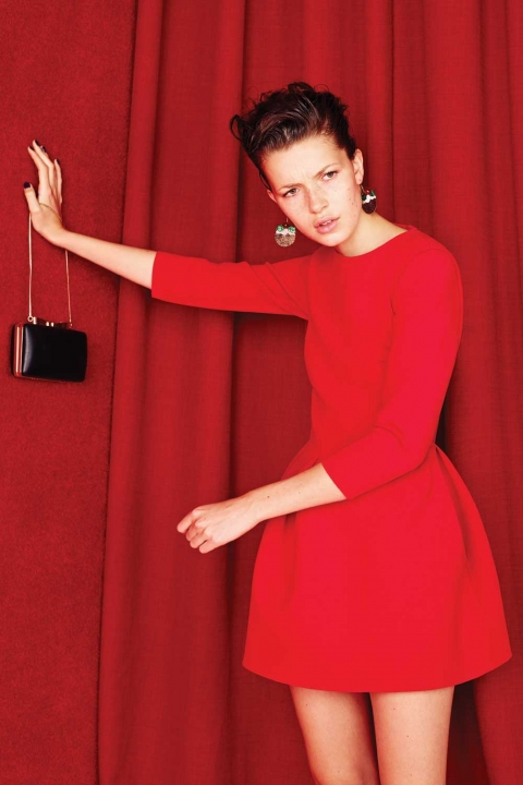 Penneys Red Penney's Red Scuba Prom Dress €16.00