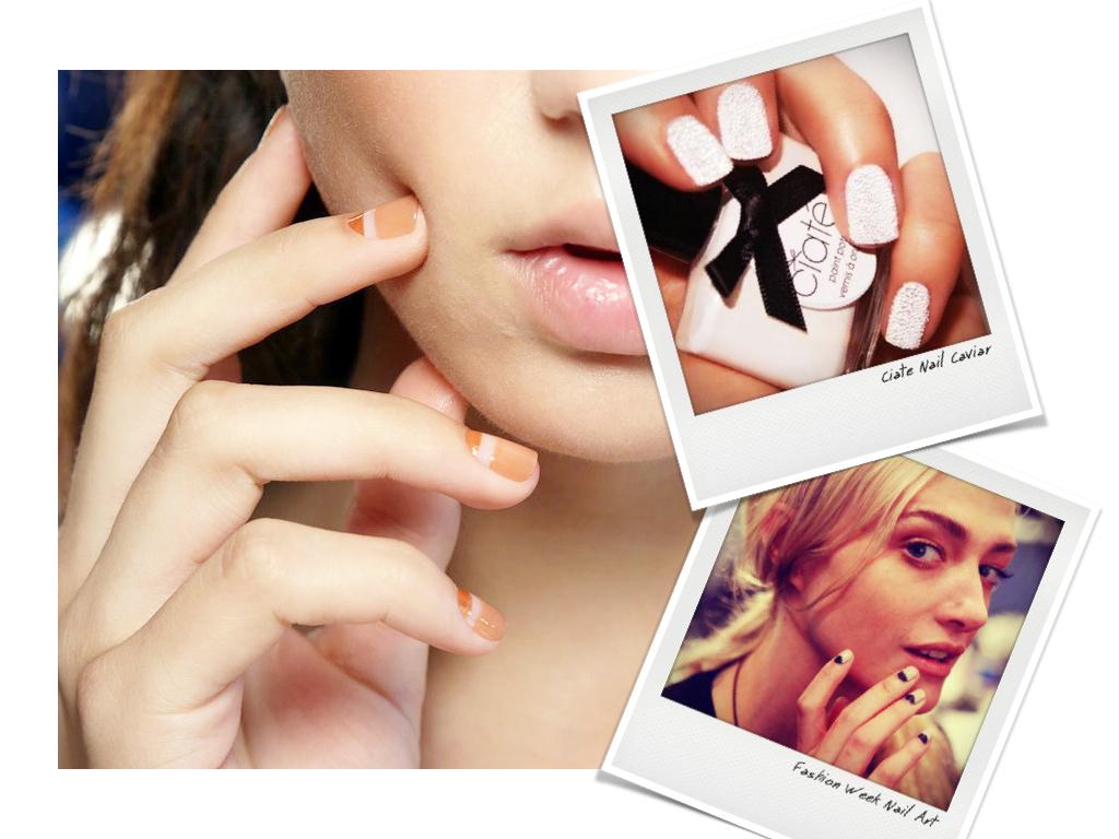 2014 Beauty Trend Nail Art