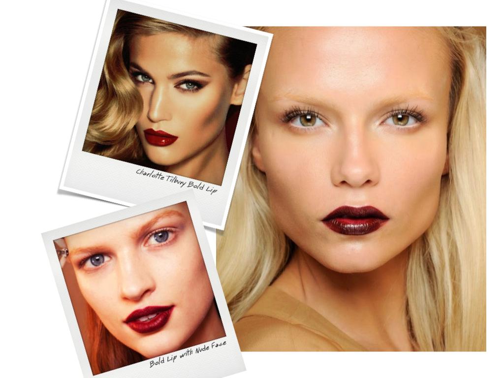 Bold Lip Trend 2014