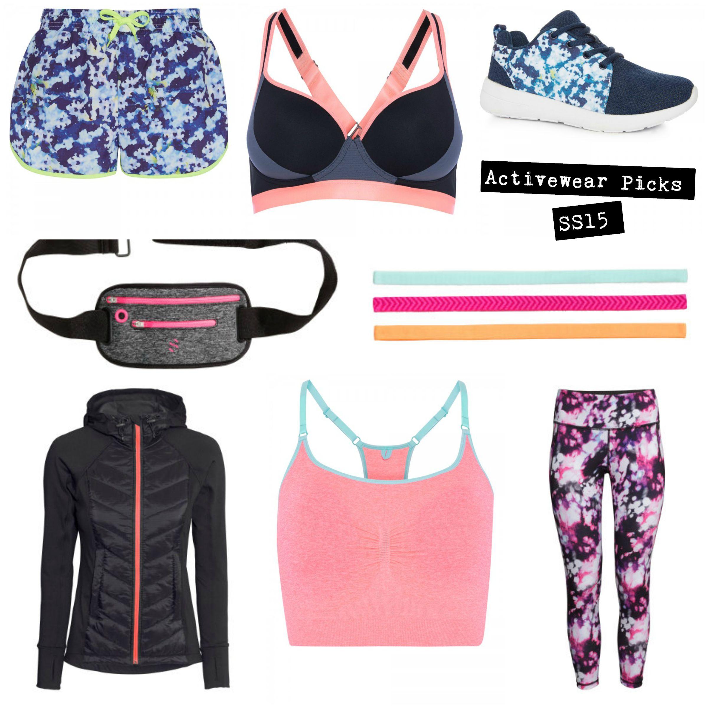Activewear Picks SS15