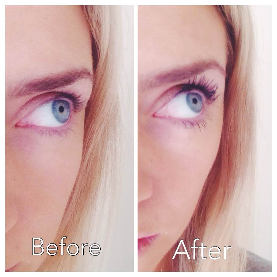Before & After Benefit Roller Curl Mascara