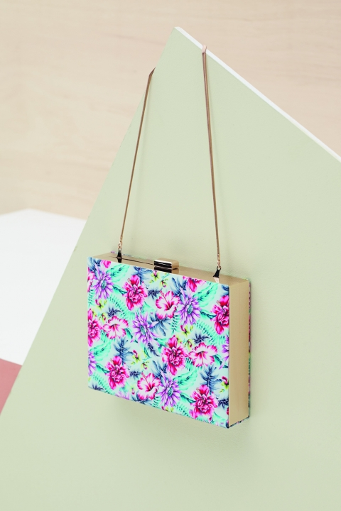 Penney's Floral Box Bag_SpringSummer2015_lookbook_