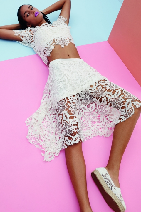 Penneys Spring summer 2015 Lace Co-Ords