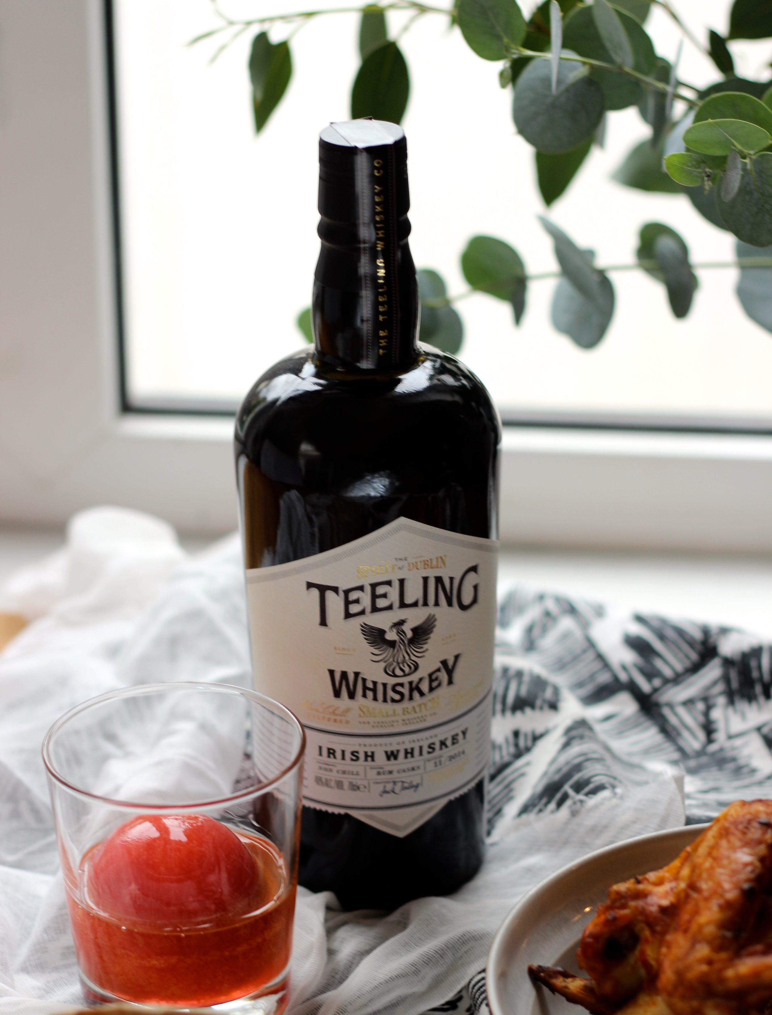 Teeling Whiskey Cocktail