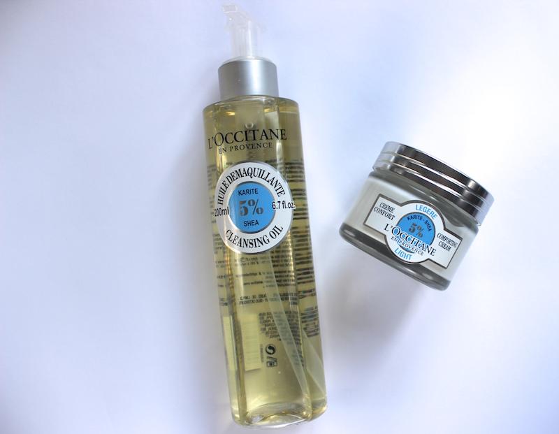 Loccitane Shea Butter Skincare