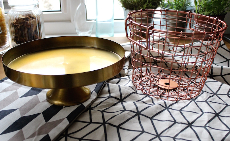 Copper: A H&M Home Haul