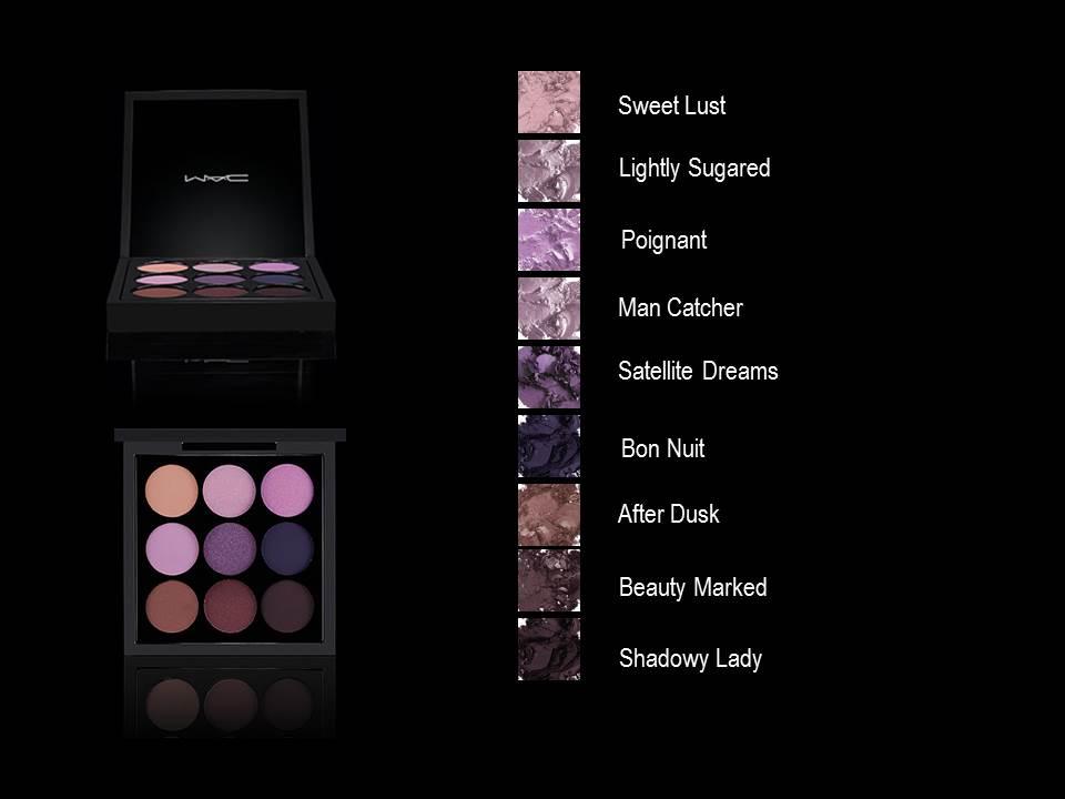 Purple Times Nine Visual