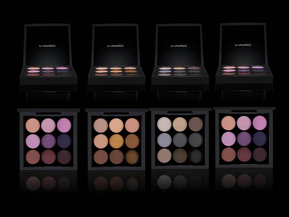 MAC 9 Pan Eyeshadow Palettes