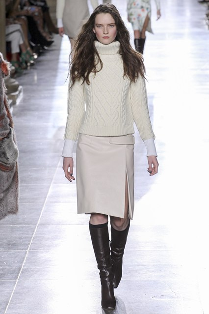 Topshop Unique getting it right LFW AW15