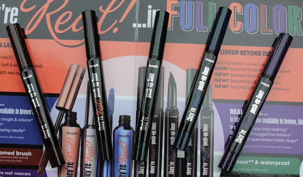 Benefit They're Real Full Colour Liners