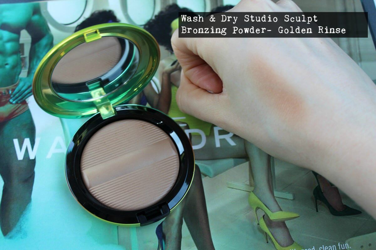 MAC Wash & Dry Bronzer