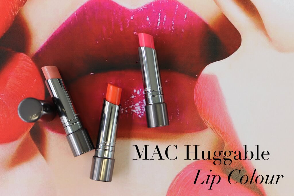 MAC Huggable Lip Colour