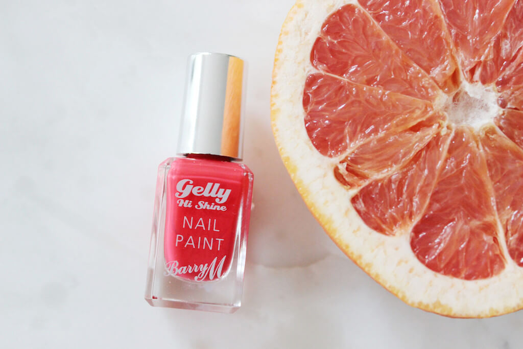Barry M Satsuma Nail Polish