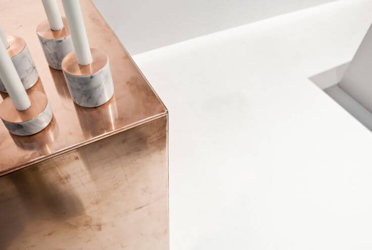 The Home Edit: Copper & Marble