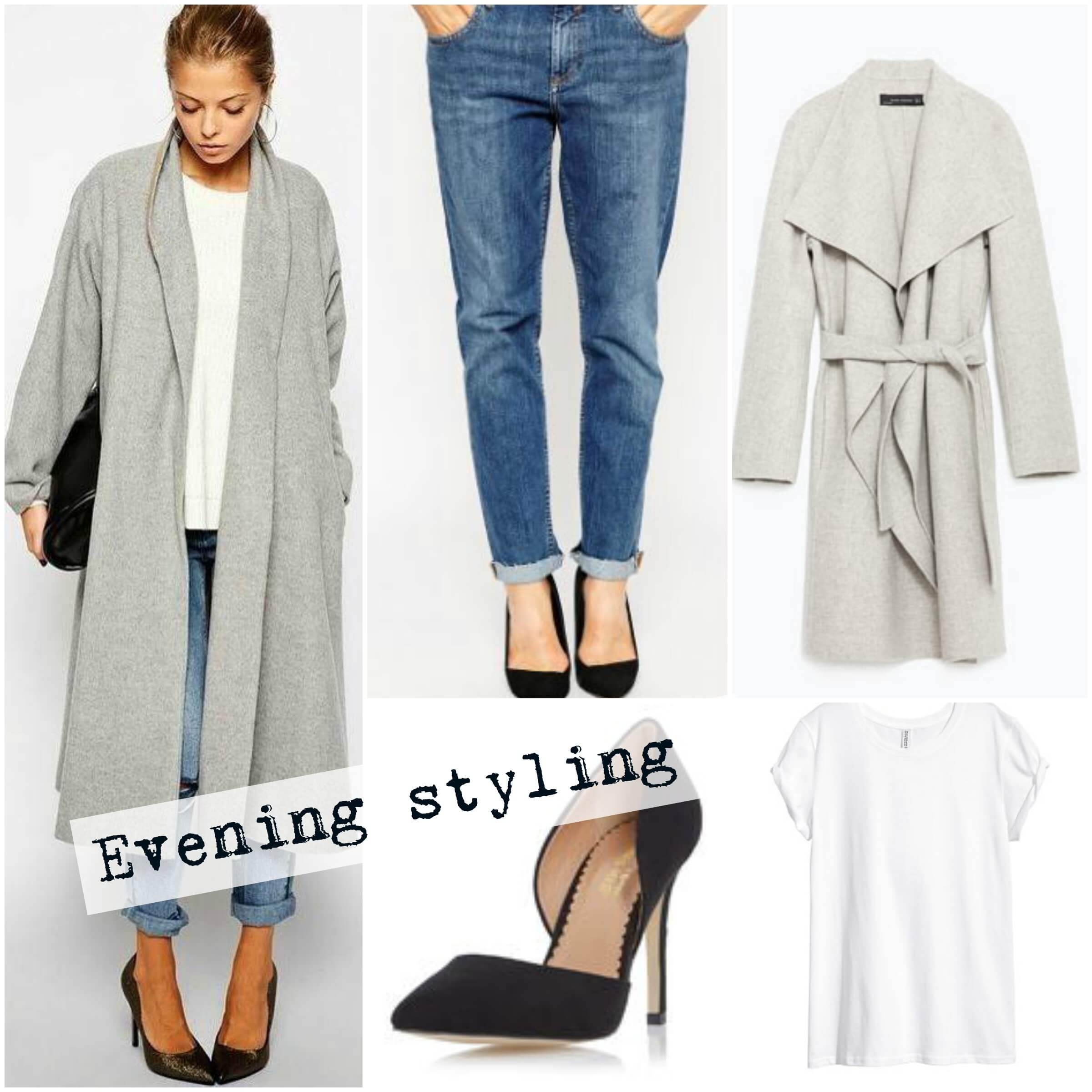 Evening Styling