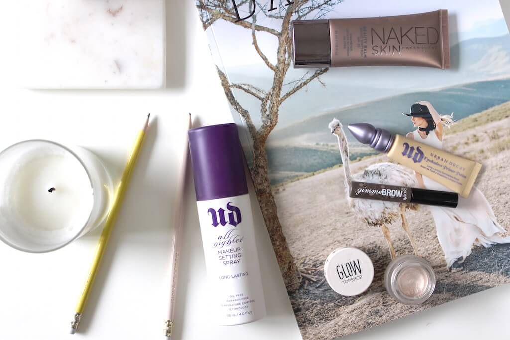 Travel Essentials: The Skinny Makeup Bag Edit