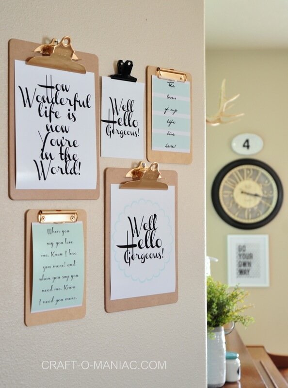 Office Style Tips Clipboards